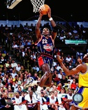 Clyde Drexler 1998 Action Photo
