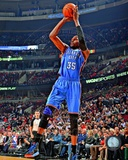 Kevin Durant 2012-13 Action Photo