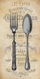 Cuisine I Prints by Deborah Devellier