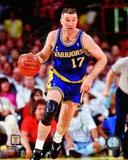 Chris Mullin 1991 Action Photo