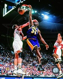 Shaquille O'Neal 1997-98 Action Photo