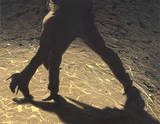 Tango In Controluce Affiches par Paolo Di Rosa
