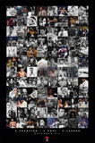 Muhammad Ali - Montage Posters