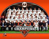 The San Francisco Giants 2012 World Series Champions Team Photo Photographie