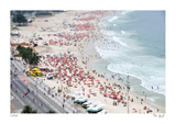Tilt Shift Rio Limited Edition by Richard Silver