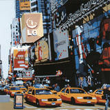 Cabs of New-York III Prints by Giovanni Manzo