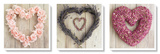 Fotografie von Howard Shooter, Liebe, Herzen Poster von Howard Shooter