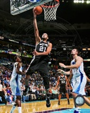 Tim Duncan 2012-13 Action Photo