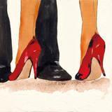 Il Bacio Poster by Elena Galimberti