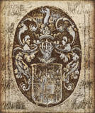 Coat Of Arms I Posters by Russell Brennan