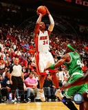 Ray Allen 2012-13 Action Photo