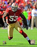 NaVorro Bowman 2012 Action Photo