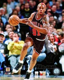 Dennis Rodman 1996-97 Action Photo