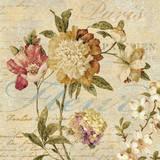 Fleur Paris II Print by Deborah Devellier