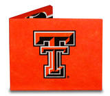 Texas Tech University Red Raiders NCAA Tyvek Mighty Wallet Wallet
