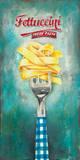 Fettuccini Poster by Elisa Raimondi