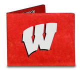 University of Wisconsin Badgers NCAA Tyvek Mighty Wallet Wallet