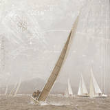 Yachting I Prints by Enrico Sestillo