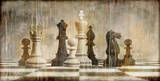 Chess Prints by Russell Brennan