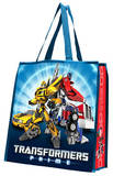 Transformers Prime Large Recycled Shopper Tote Bag Tote Bag