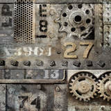 Industrial II Posters by Dylan Matthews