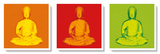 Buddha Popart Print