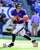 Joe Flacco 2012 Action Photo