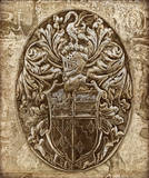 Coat Of Arms II Prints by Russell Brennan
