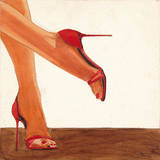 Stiletto Prints by Elena Galimberti