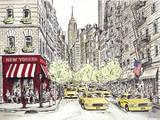 New Yorker Prints by Chloe Marceau