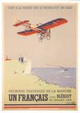 Blèriot 1909 Posters
