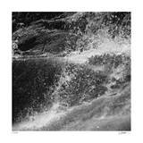 New England Waterfall 1 Giclee Print by Edward Asher