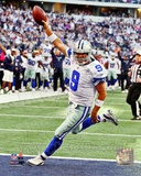 Tony Romo 2012 Action Photo