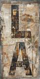 LA Vertical Posters by Luke Wilson