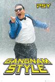Psy Gangnam Snow Fotografía