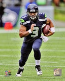 Russell Wilson 2012 Action Photo