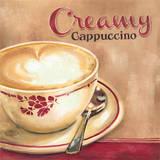 Creamy Cappuccino Posters by Elisa Raimondi