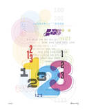 Numerology Limited Edition by Adrienne Wong