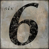 Six Art by Oliver Jeffries