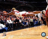 Dennis Rodman Action Photo