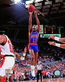 NBA Isiah Thomas 1990 NBA Finals Action Photo
