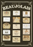 Beaujolais Posters