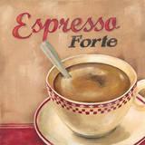 Espresso Forte Prints by Elisa Raimondi