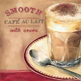 Café au Lait Plakater av Elisa Raimondi