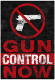 Gun Control Now Posters