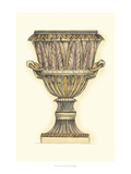 Dusty Urn Sketch II Prints by Jennifer Goldberger