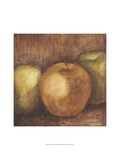 Rustic Apples I Art by Ethan Harper