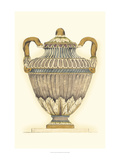 Dusty Urn Sketch I Print by Jennifer Goldberger