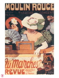 1903-Affiche Tu Marche Giclee Print by Jules-Alexandre Gr&#252;n