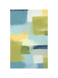 Spring Mist II Kunstdrucke von Erica J. Vess